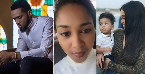 """D'banj dedicates new song to his wife, Lineo – """"Together we will pass every test"""""""