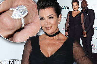 Kris Jenner Finally Confirms Engagement To Corey