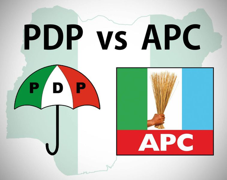 Image result for PDP, APC trade blames over plans to disrupt Kwara by-election