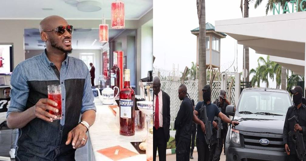 Tuface Idibia reacts to DSS National Assembly invasion
