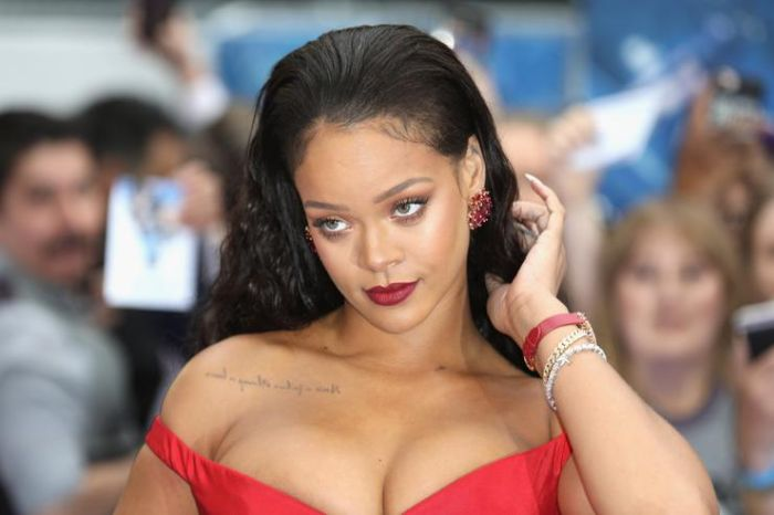 """Most People Are Dating The Idea Of What Their Partner Could Become"" – Rihanna"