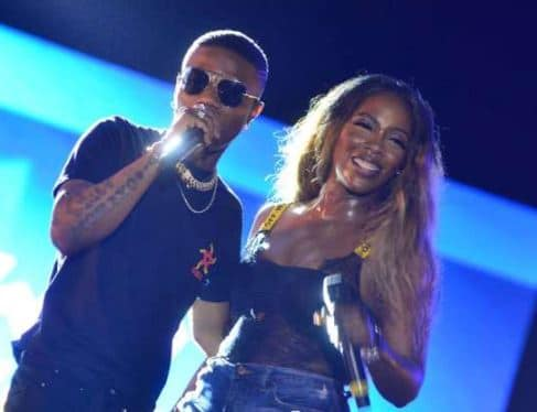 Tiwa Savage Finally Open Up On Relationship With Star Boy Wizkid