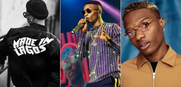 Wizkid Teases Fans With Release Date For 'Made In Lagos' Album