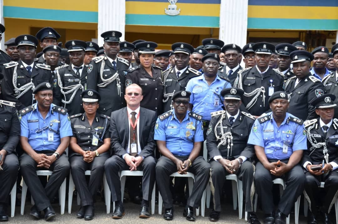 Human Rights Violation: Police partner German government to train FSARS personnel