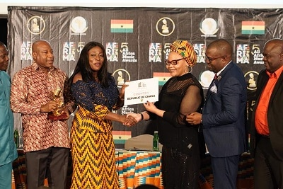 5th AFRIMA: Ghana Accepts Official Host Country Right