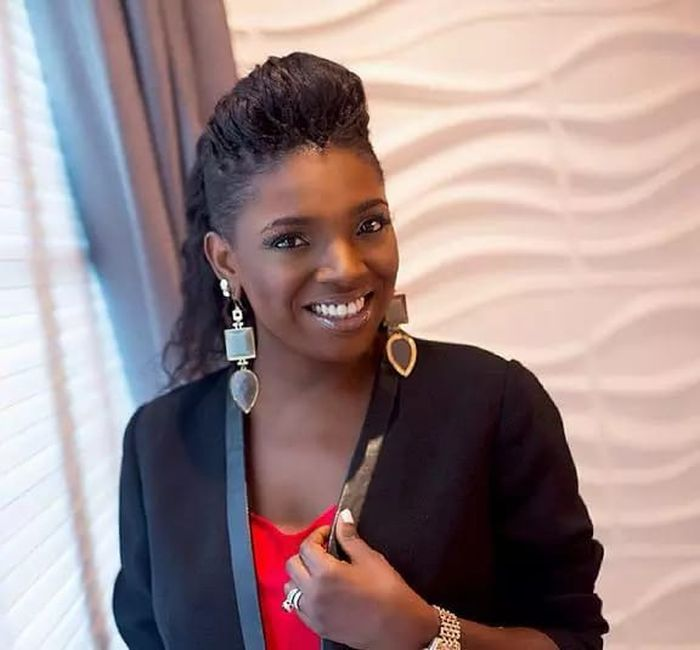 Unbelievable! Annie Idibia Reveals Her Age When She Had Her First Daughter