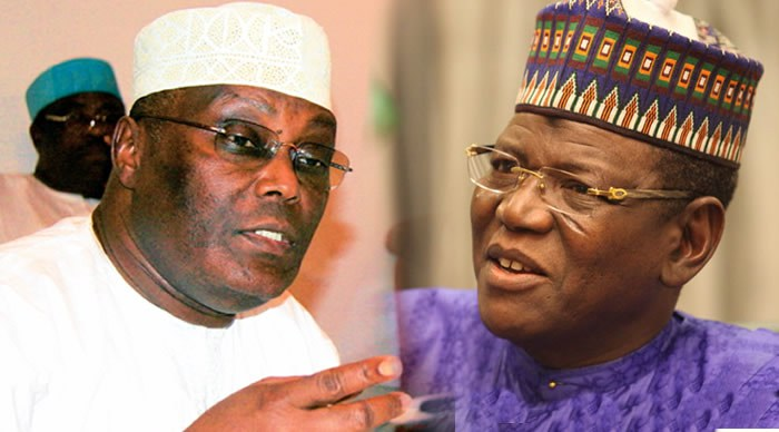 """I'm Your Senior So I Can't Step Down For You"" – Sule Lamido Replies Atiku"