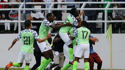 Nigeria Defeats Seychelles 3-0