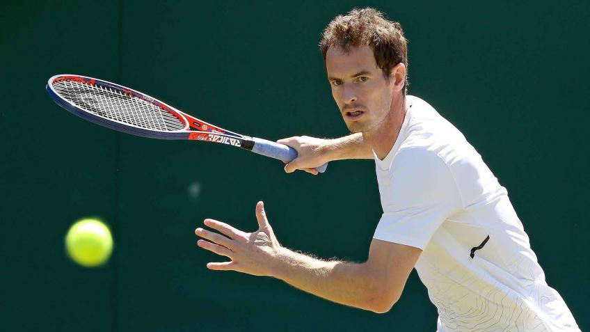 Andy Murray wins first round at Shenzhen Open