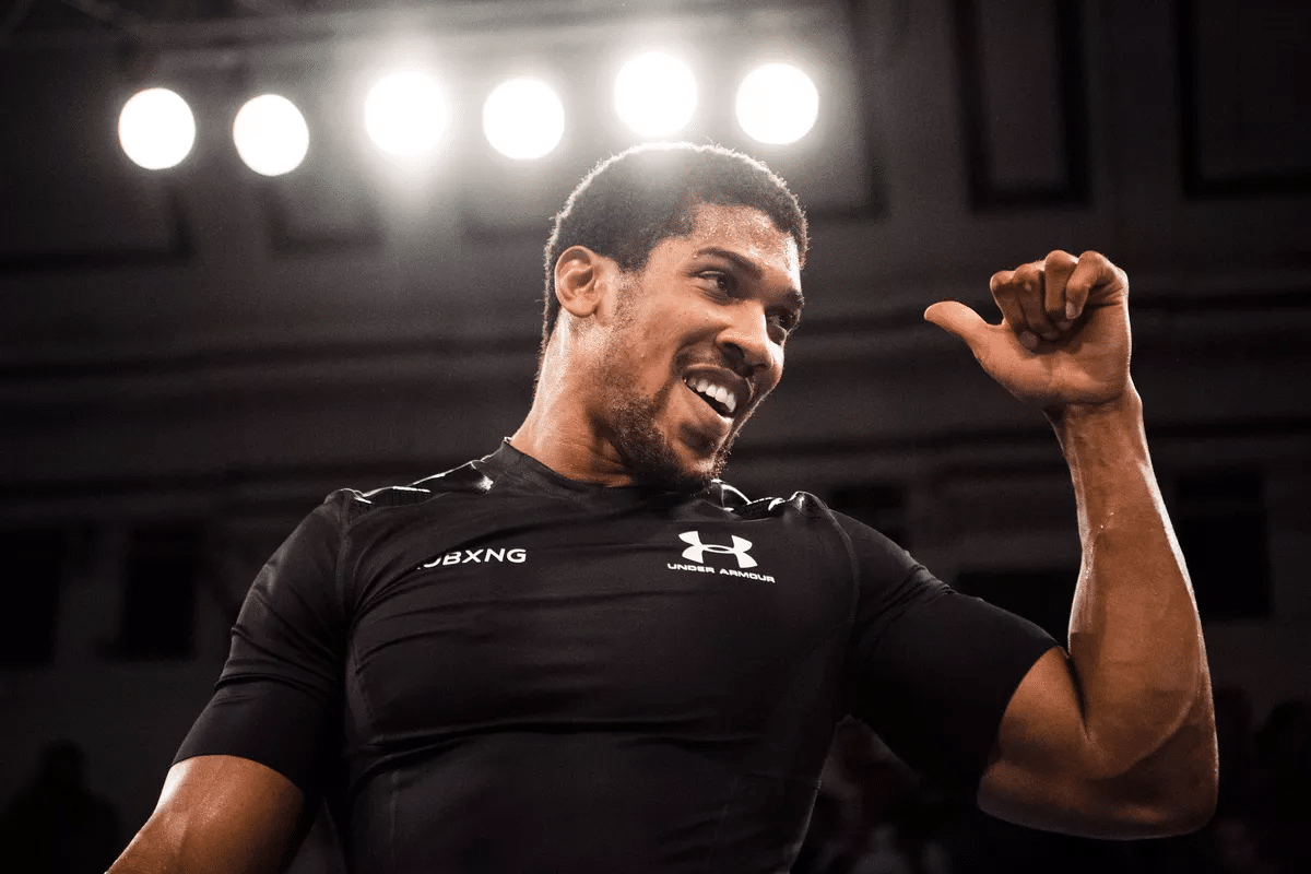 Anthony Joshua: Alexander Povetkin my biggest challenge since Wladimir Klitschko fight