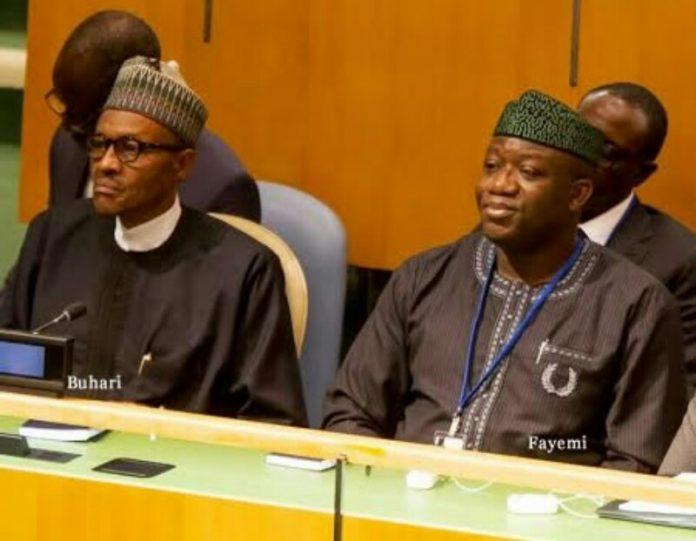 How Buhari Sent Fayemi Back To Nigeria To Meet Omisore