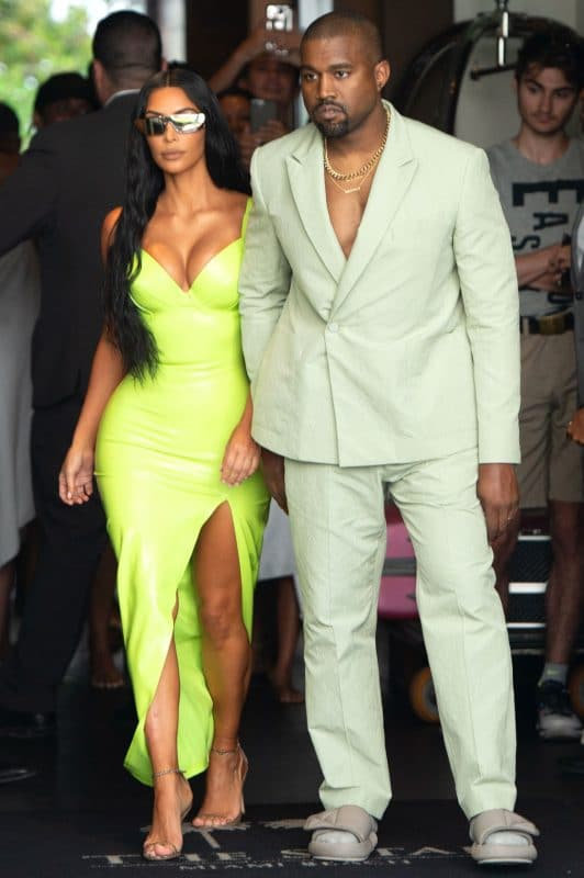 Kim Kardashian 'denies' Kanye's claim she's enrolled in law school