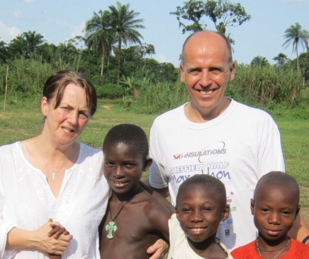 A miraculous release – former March GP and his wife give a talk on being held hostage for 22 days in Nigeria