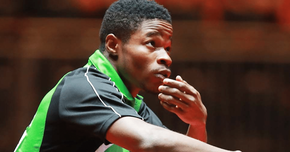 Olajide Omotayo hopes to sustain momentum from Mauritius