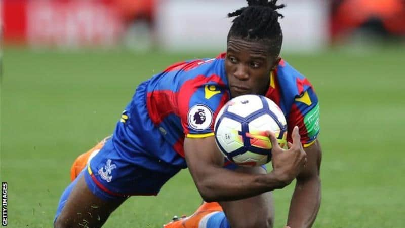 'FA Should Deal With Zaha Over Shocking Comments'- Rafa Benitez