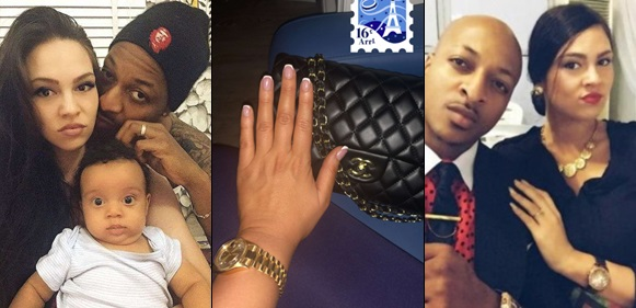 IK Ogbonna's Wife, Flaunts Ringless Finger, Confirms Break-up