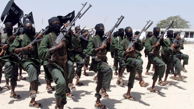 US airstrike kills about 60 al-Shabab extremist fighters in Somalia
