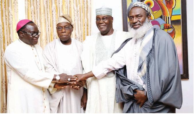 Image result for 'Obasanjo endorsement meaningless'