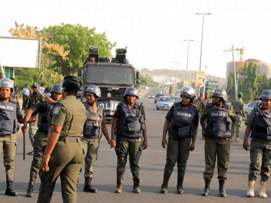 Police parade 39 suspected criminals, launch 'operation puff adder' in Bauchi