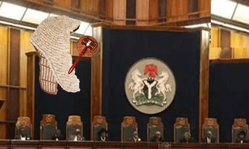 Buhari appoints Musa Abaji as new Supreme Court Justice