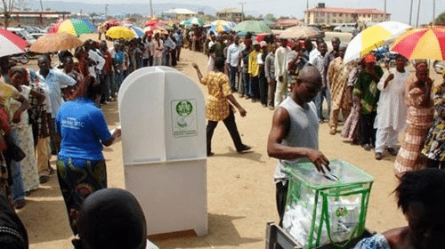 2019: Nigerians told to vote for courageous leader