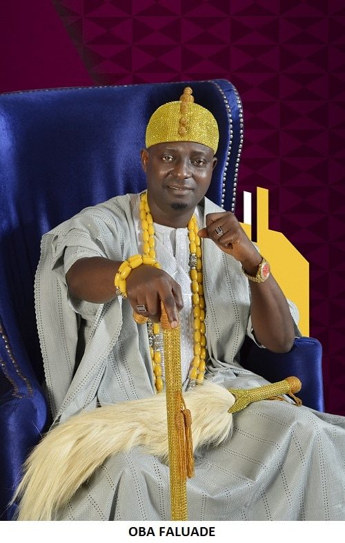 Ibogun monarch celebrates one year of peaceful reign