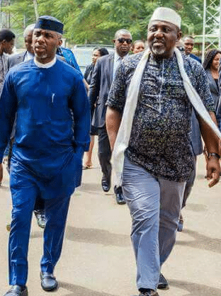 Rochas in dilemma as court nullifies Uche Nwosu's candidature