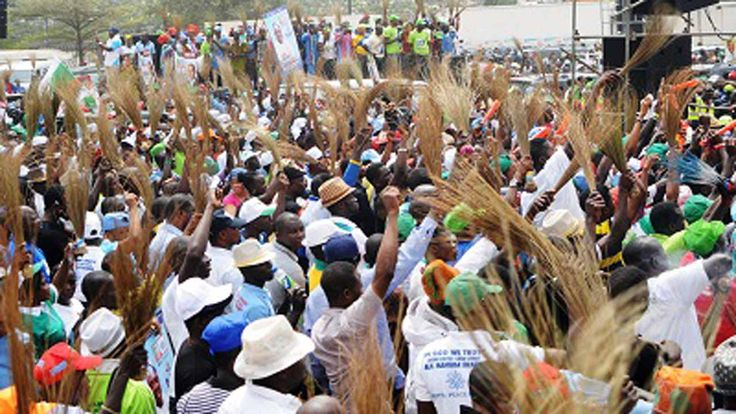 Group accuses Lagos APC of being sponsors of rival gangs that disrupted its rally on Tuesday