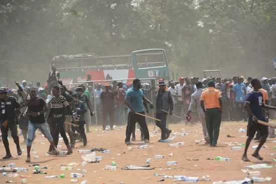 Community leader urges youths to shun violence during elections