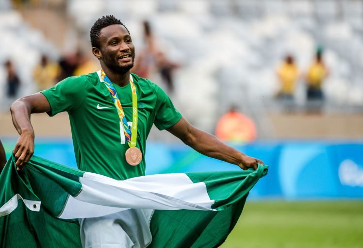 Mikel Obi announces Super Eagles return