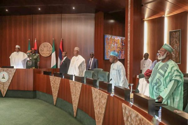 At last, Council of State okays 2 new Minimum Wage for FG, States