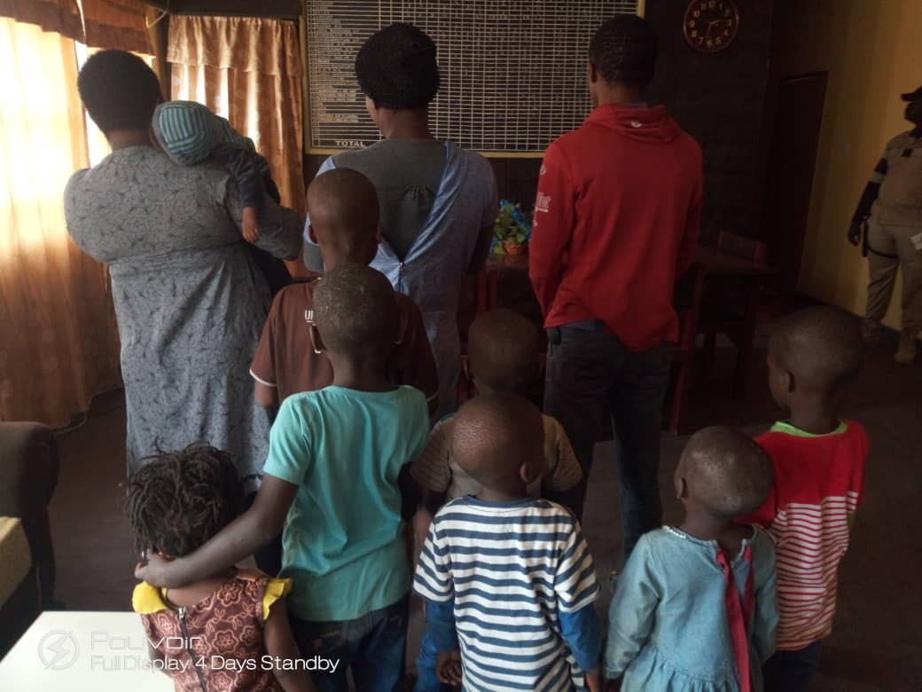 Immigration arrests two suspected human traffickers in Katsina State