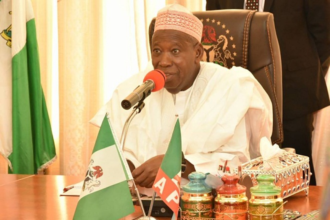 Putting politics behind, Ganduje pledges massive investment in education, others