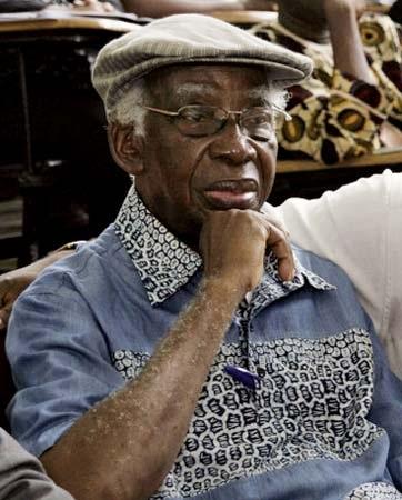 Famous writer, poet, Gabriel Okara dies at 97
