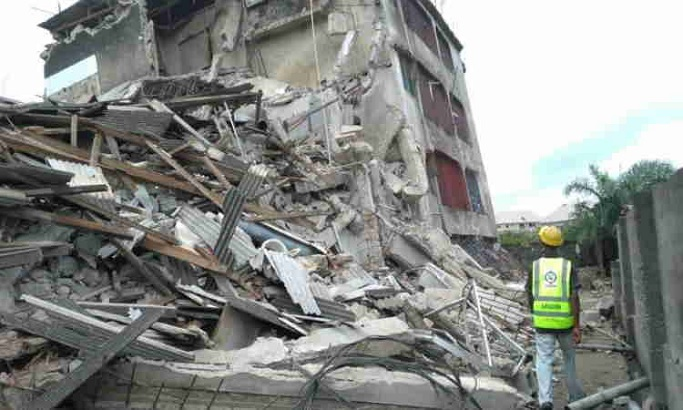 Anambra sets up panel to probe Onitsha building collapse