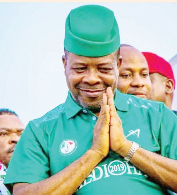 Ihedioha wins again as court strikes out suit challenging his certificate of return
