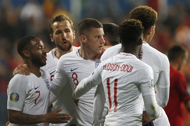 UEFA to charge Montenegro over racist abuse of England stars