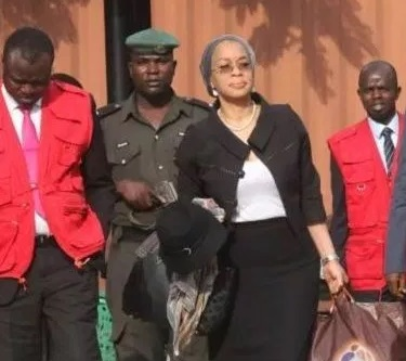 Alleged money laundering: Justice Ofili-Ajumogobia re-arraigned, granted bail