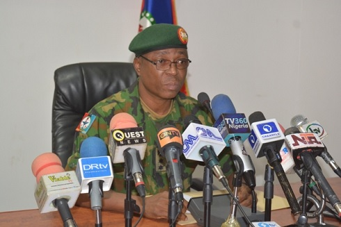 DHQ denies new military salary scale in circulation — Daily