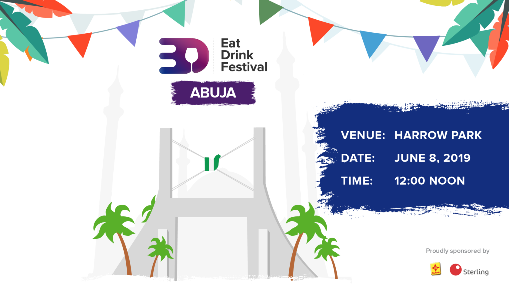 Eat Drink Festival to hold in Abuja