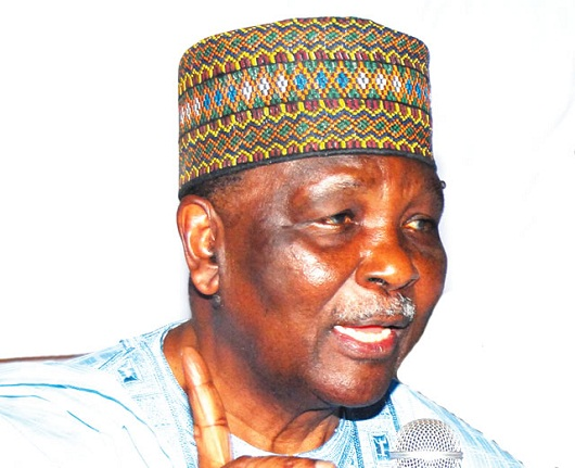 Buhari salutes Gowon at 86, describes him as a gallant officer