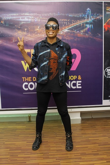 Kaffy Unveils plans for Dance workshop & Conference