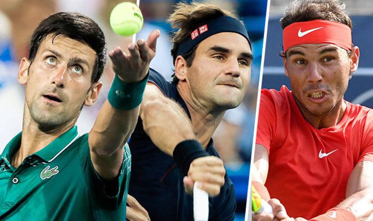Roger Federer, Rafael Nadal threaten Novak Djokovic bid for historic Slam