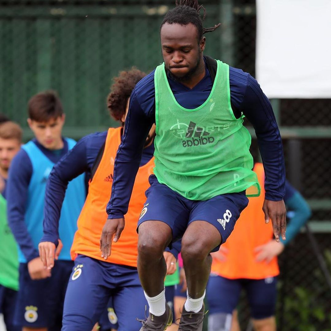 "Victor Moses: I just needed to play football after ""tough"" time at Chelsea"