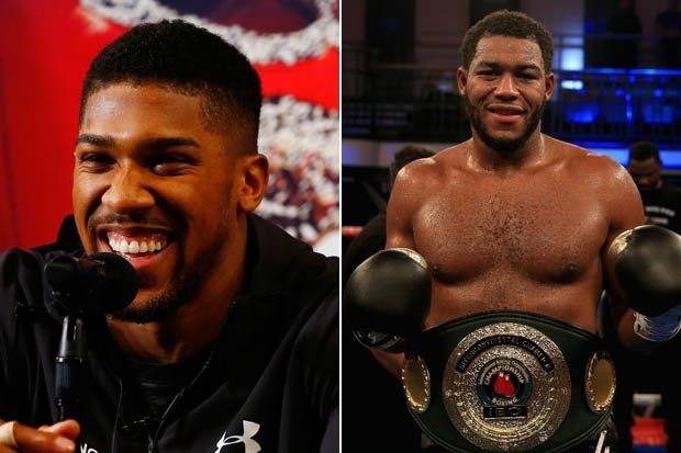 Michael Hunter: I will earn my fight with Anthony Joshua