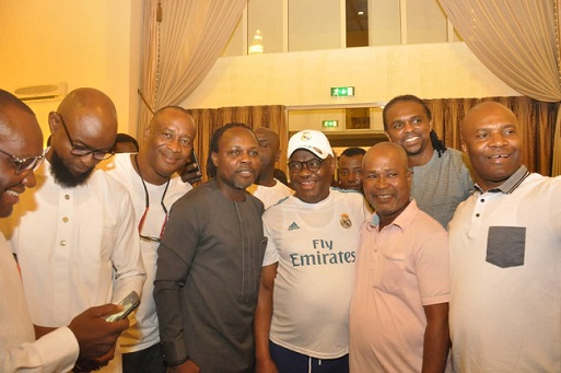 Former Super Eagles Stars Laud Governor Wike for his investments in  sports