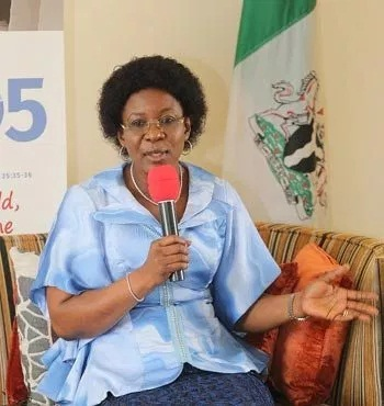 Okowa's wife urges philanthropists to invest on the needy