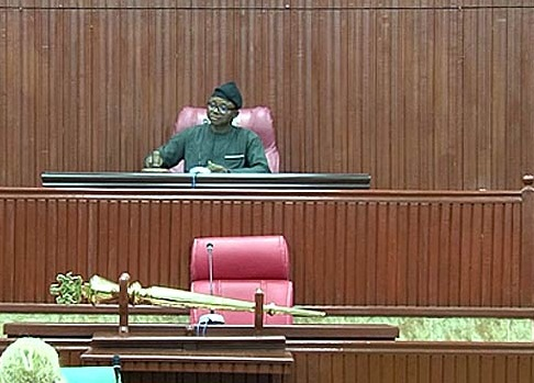 Come back home to represent your constituents, Edo Speaker tells lawmakers-elect