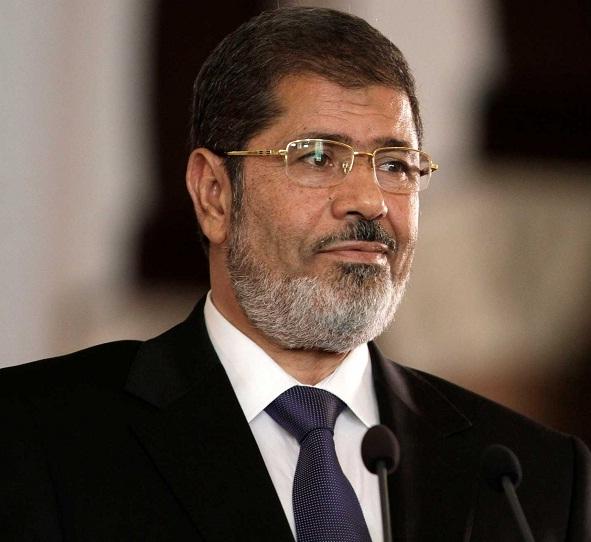 Egypt's former president Mohamed Morsi dies