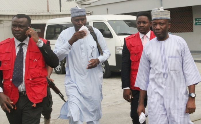 Absence of Belgore's co-defendant stalls alleged N450m fraud trial